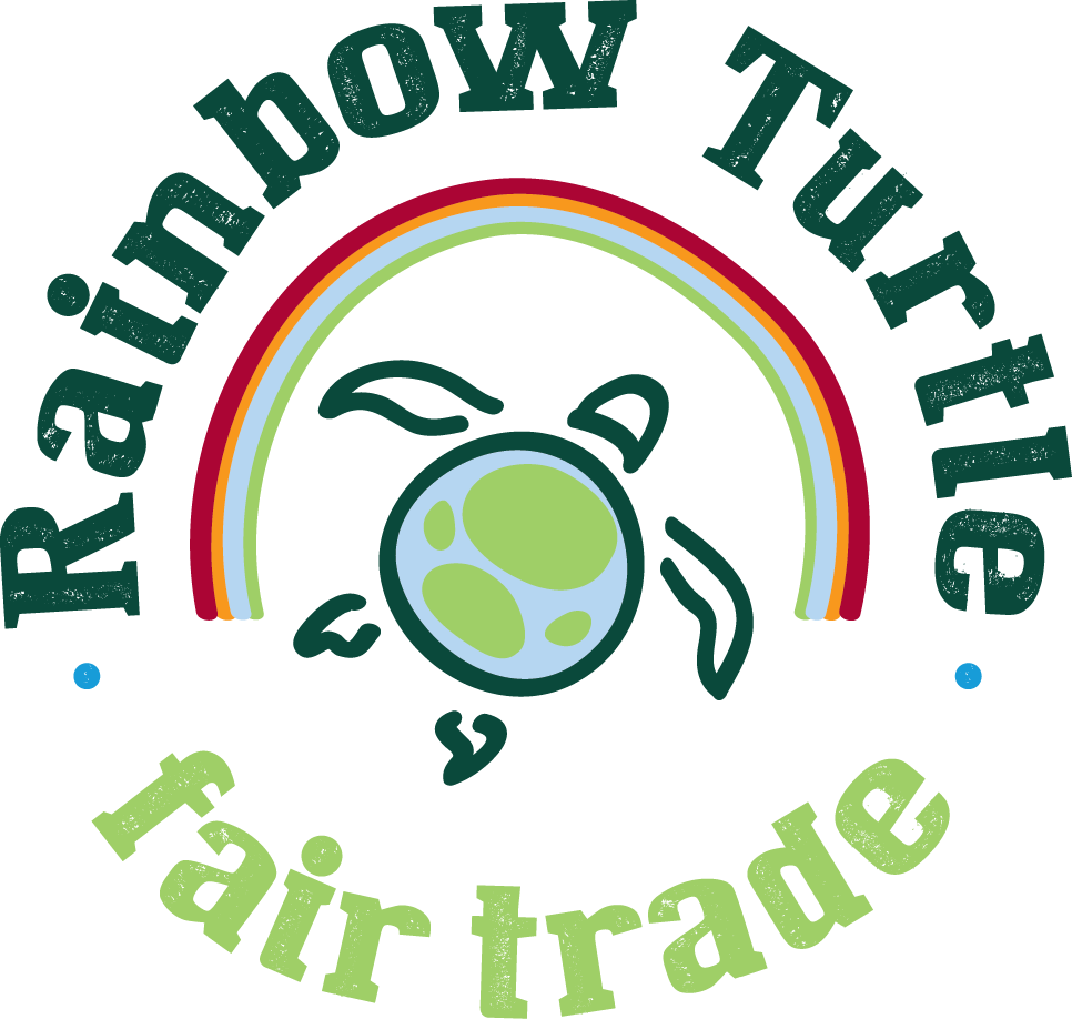 Rainbow Turtle logo